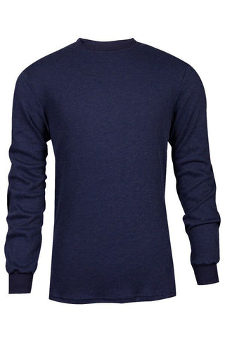 NSA TECGEN Select™ FR Long Sleeve T-Shirt Navy - 13 Cal (C541NNBLS)