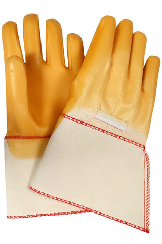 NSA Latex Coated Gloves - (DGCG3732EX)