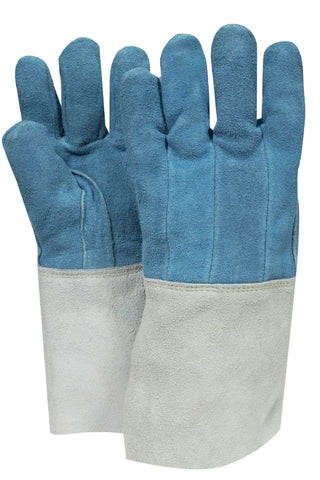 NSA Leather Foundry Glove - (DJXG465)
