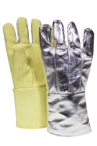 NSA Aluminized Thermobest™ Glove with Felt Liner - (G51TCNL14)