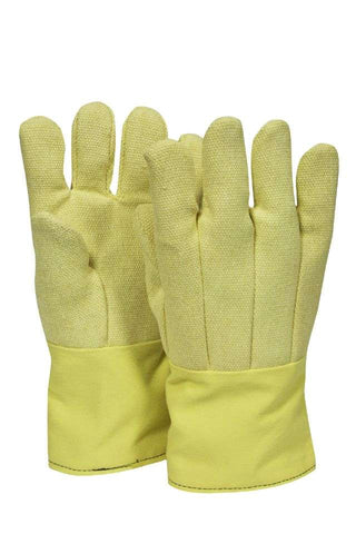 NSA Thermobest™ Glove with Kevlar® Twill Cuff and Nomex® Palm Patch - (G51TCVB11514)