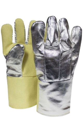 NSA ALUMINIZED THERMOBEST™ GLOVE WITH REVERSED WOOL LINER - (G64TCSR0114)