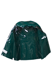 NSA PVC CHEMICAL SPLASH PROTECTION HOOD - (H30GV001)