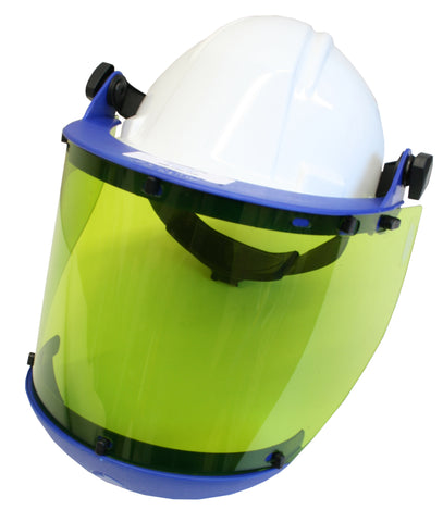 NSA 12 CAL/CM² FACESHIELD WITH HARD HAT (H50HAT12CALCAFS)