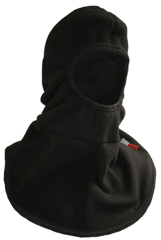 NSA Black Nomex® Fleece Hood - 18 Cal (H81FO)