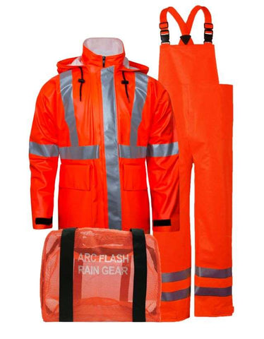 NSA Arc H20™ FR Rainwear Kit - 19 Cal (KITRQC3)