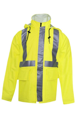 "NSA 30"" Long Class 2 Arc H2O™ FR Rain Jacket - 15 Cal (R30RL05)"
