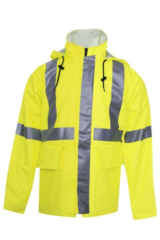 "NSA 30"" Long Class 3 Arc H2O™ FR Rain Jacket - 15 Cal (R30RL06)"