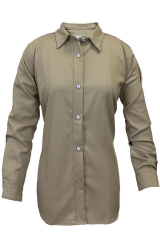 NSA Women's UltraSoft® Button Down Shirt - 8.7 Cal (SHRUKW)