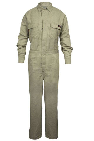 NSA Women's TECGEN Select™ FR Coverall in Khaki - 8 Cal (TCGSCWN00112)