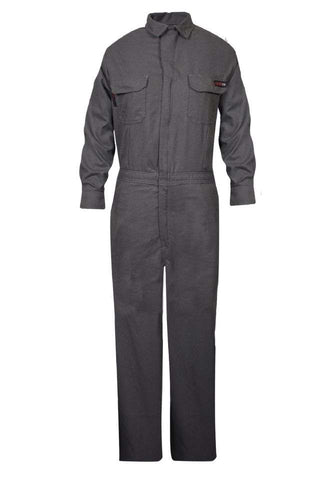 NSA Women's TECGEN Select™ FR Coverall in Grey - 8 Cal (TCGSCWN00115)