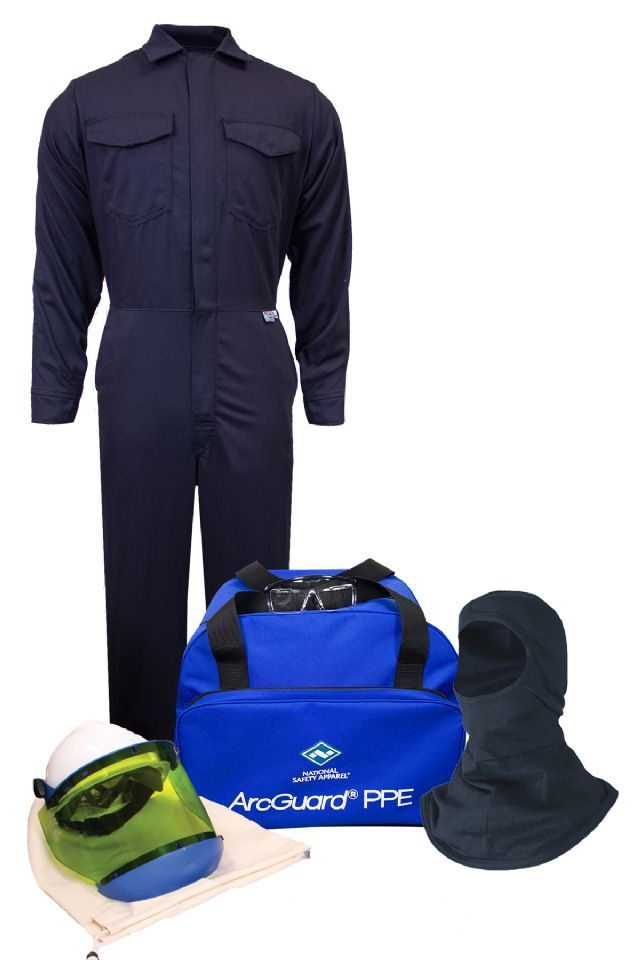 7db6b640d27e NSA ArcGuard® Arc Flash Kit with UltraSoft® Coverall   Balaclava