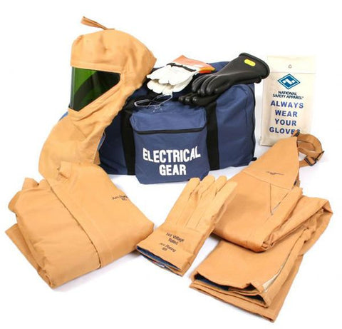 NSA ArcGuard® Nomex®/Kevlar® 65 Cal Arc Flash Kit (KIT4SC65)
