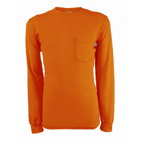 NSA FR Classic Cotton™ Long Sleeve T-Shirt (C54PQLS)