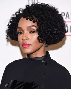 Janelle Monáe - Use a hair butter like the True by Made Beautiful Hydrating Hair Butter for a frizz-free hold