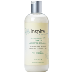 INSPIRE Creamy Coconut Cleanser