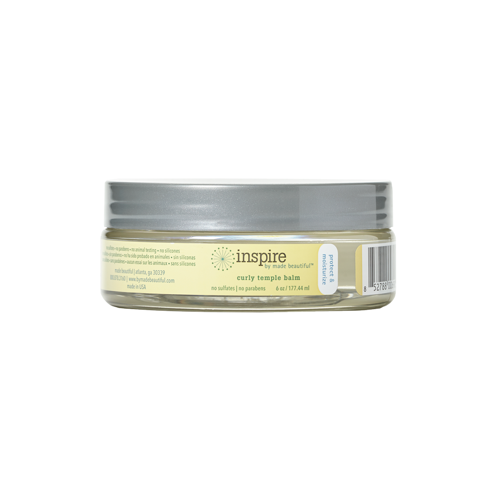 INSPIRE Curly Temple Balm