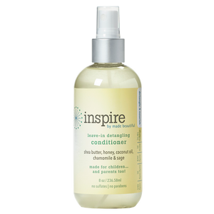 INSPIRE Leave-in Detangling Conditioner