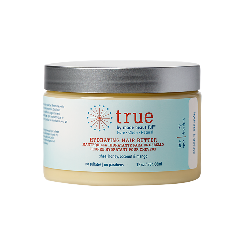 TRUE Hydrating Hair Butter