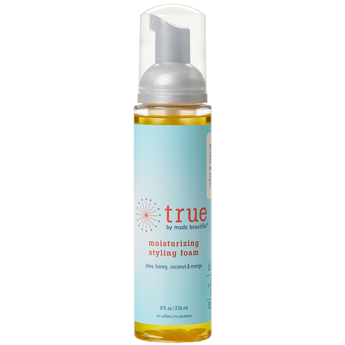 TRUE Moisturizing Styling Foam