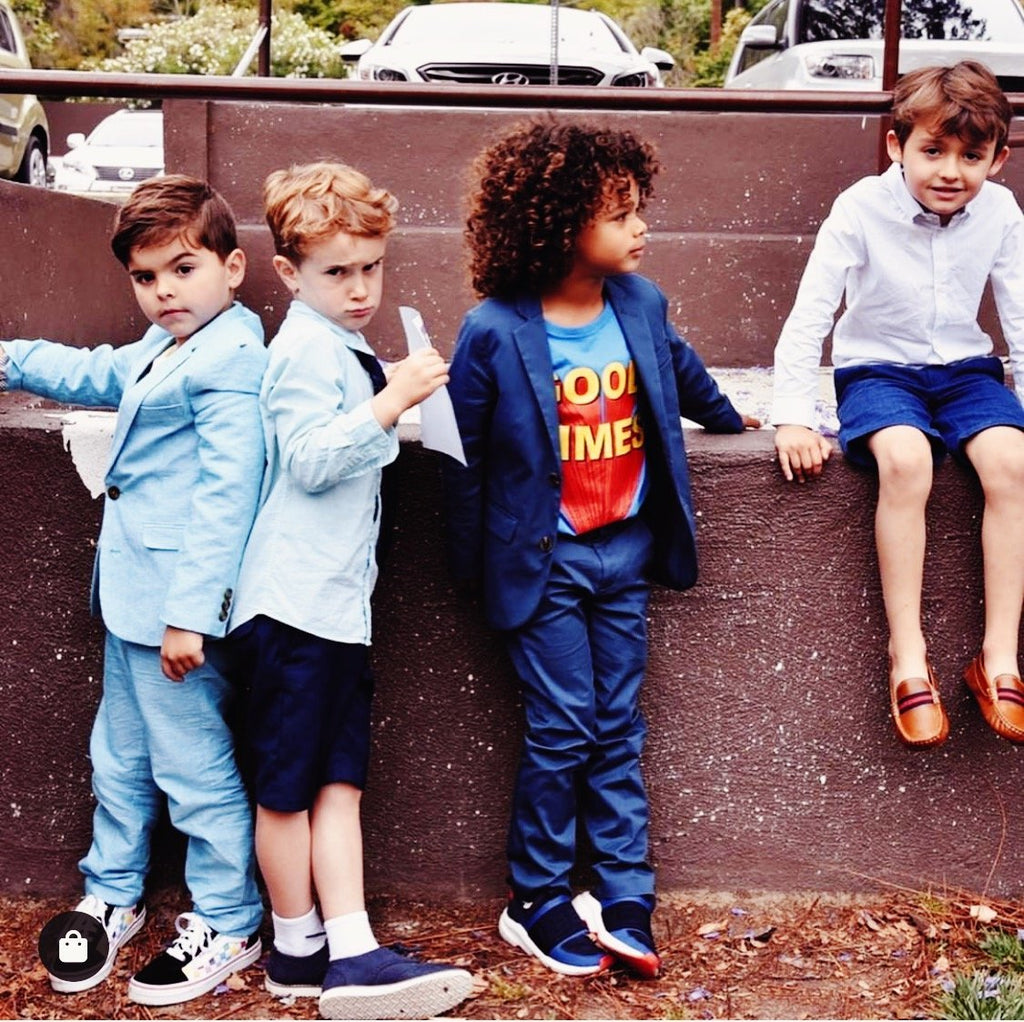 FUN AND FUNCTIONAL - Summer Outfits For Boys