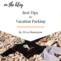 Best Tips for Vacation Packing