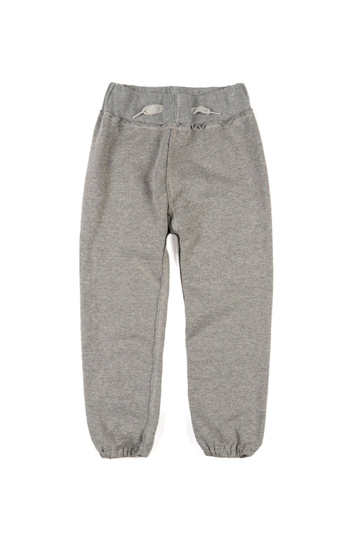 Boys Grey Gym Sweat Joggers