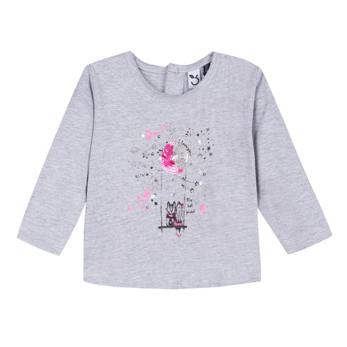 Baby & Toddler Girls Best Friend Swing Top