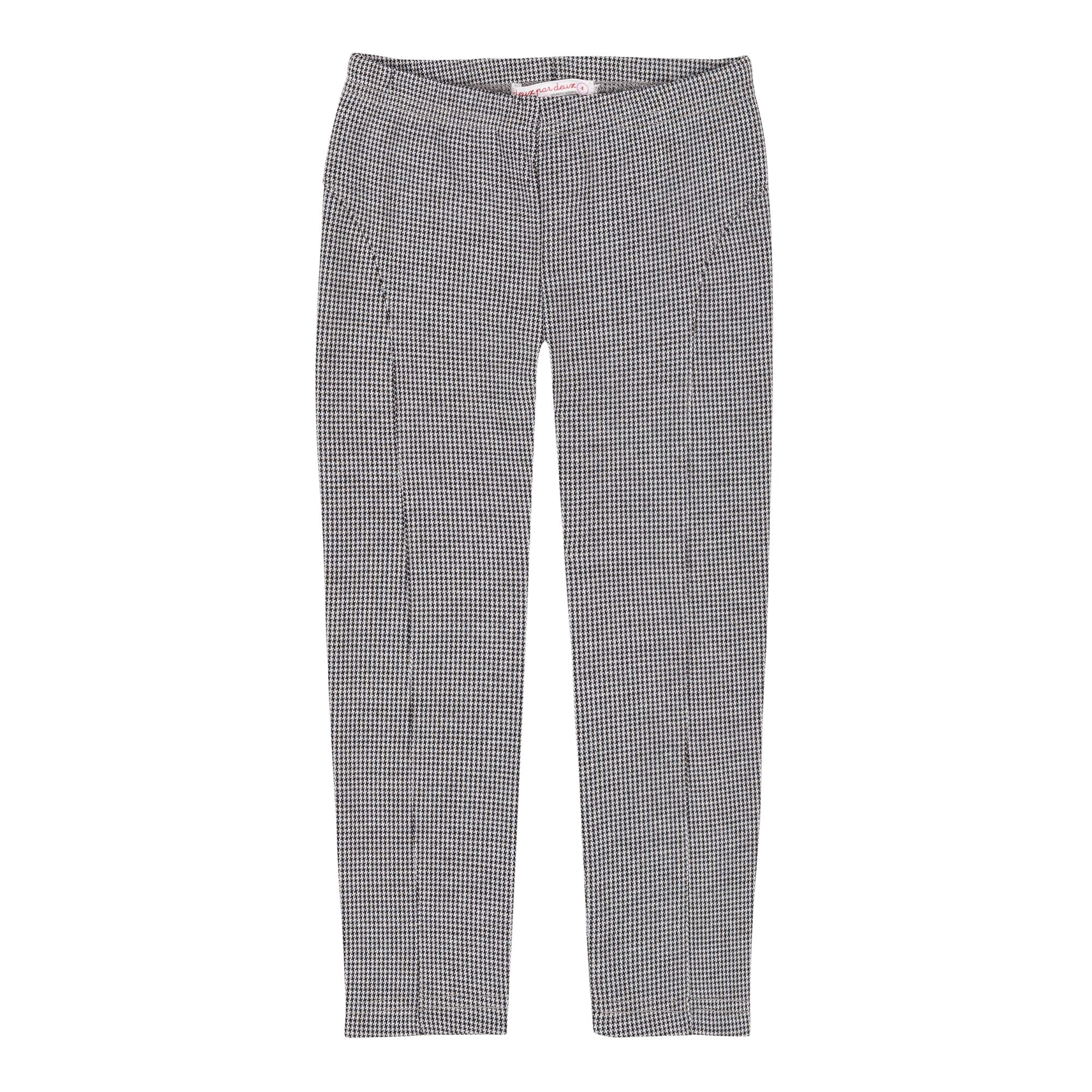 Girls Light Grey Leggings