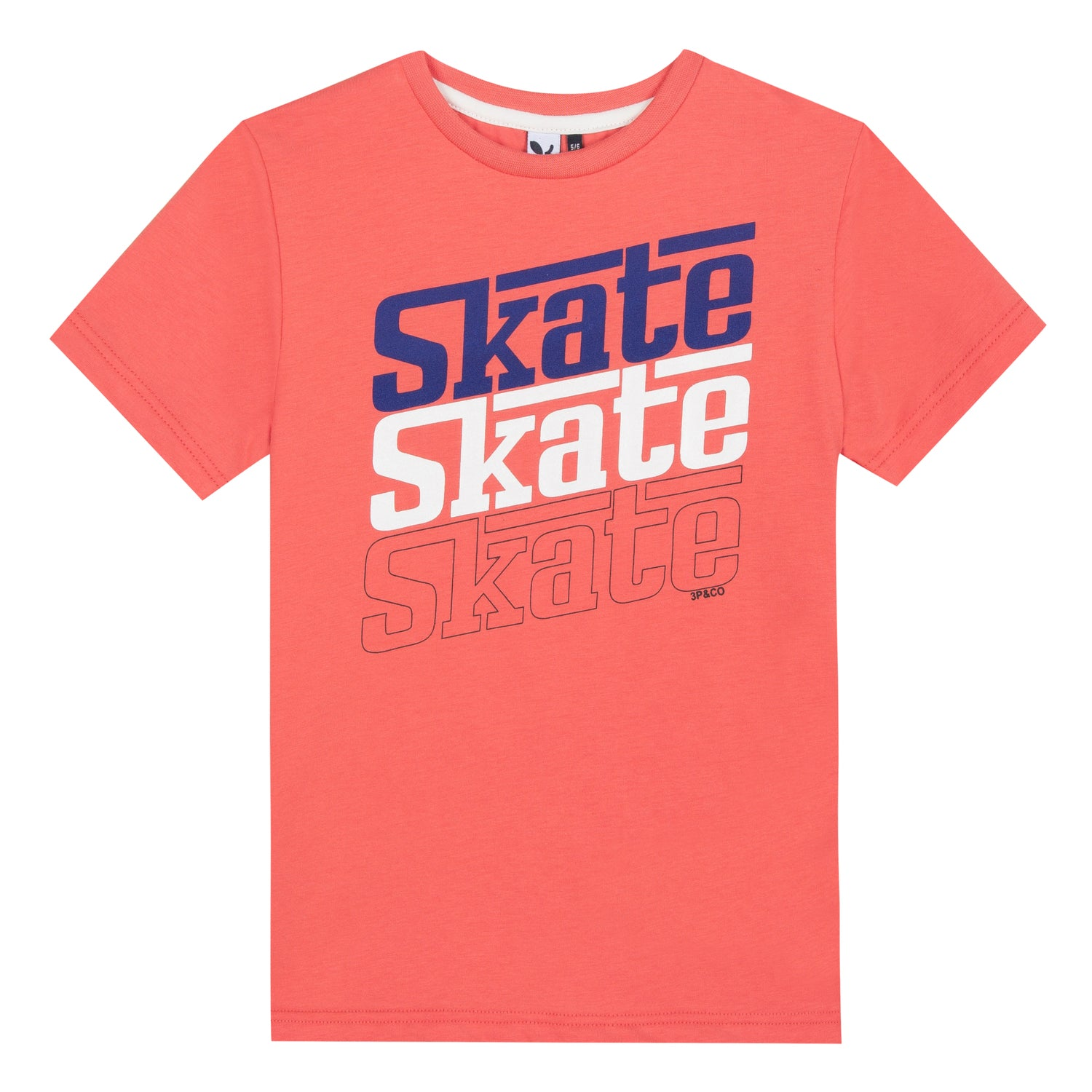 "Boys ""Skate"" Printed T-Shirt"