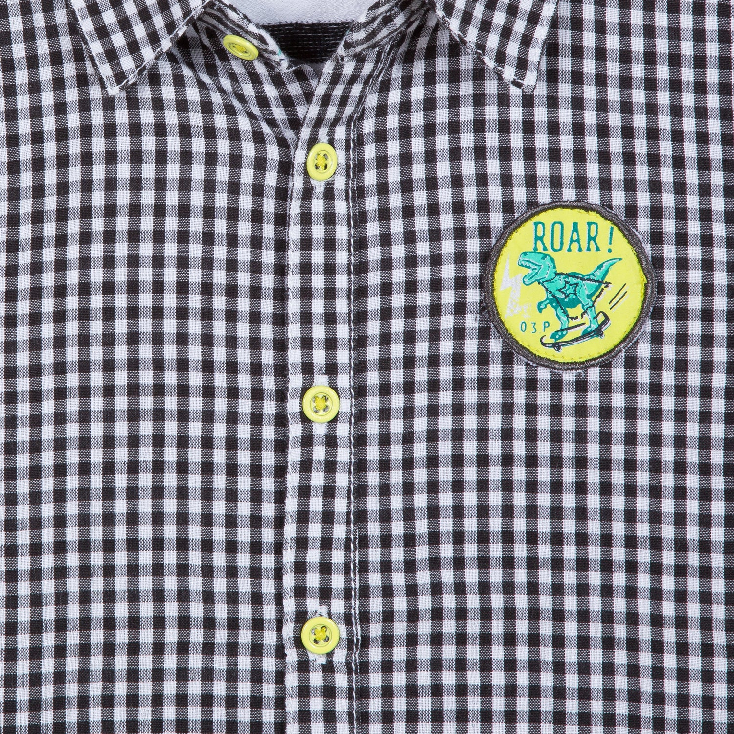 Baby & Toddler Boys Checkered Summer Shirt