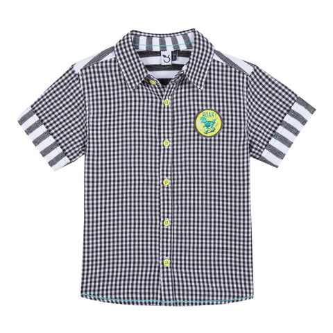 Baby & Toddler Bowling Pin Print Polo Shirt