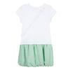 Baby & Toddler Girls Lagoon Dress With Purse