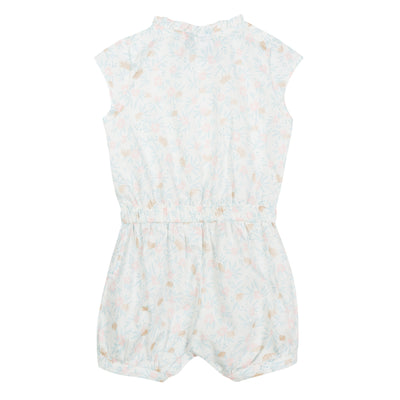Baby & Toddler Girls Short Romper and Headband