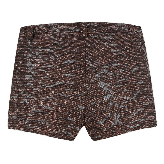 Girls Twill Fancy Shorts