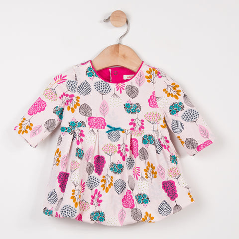 Baby & Toddler Girls Printed Moonlight Shirt Dress