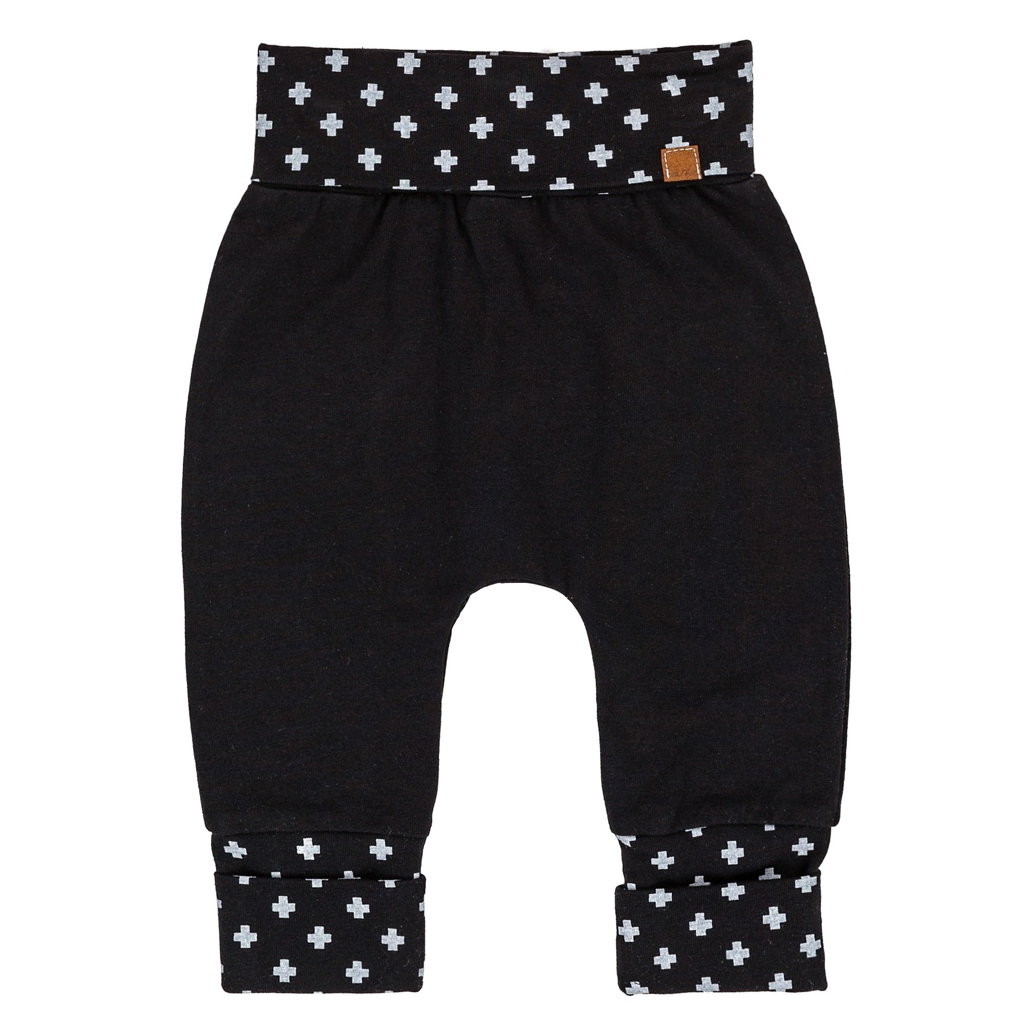 Boys Black Sweatpants