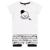 Baby Boys Top & Short Set With Octopus Print