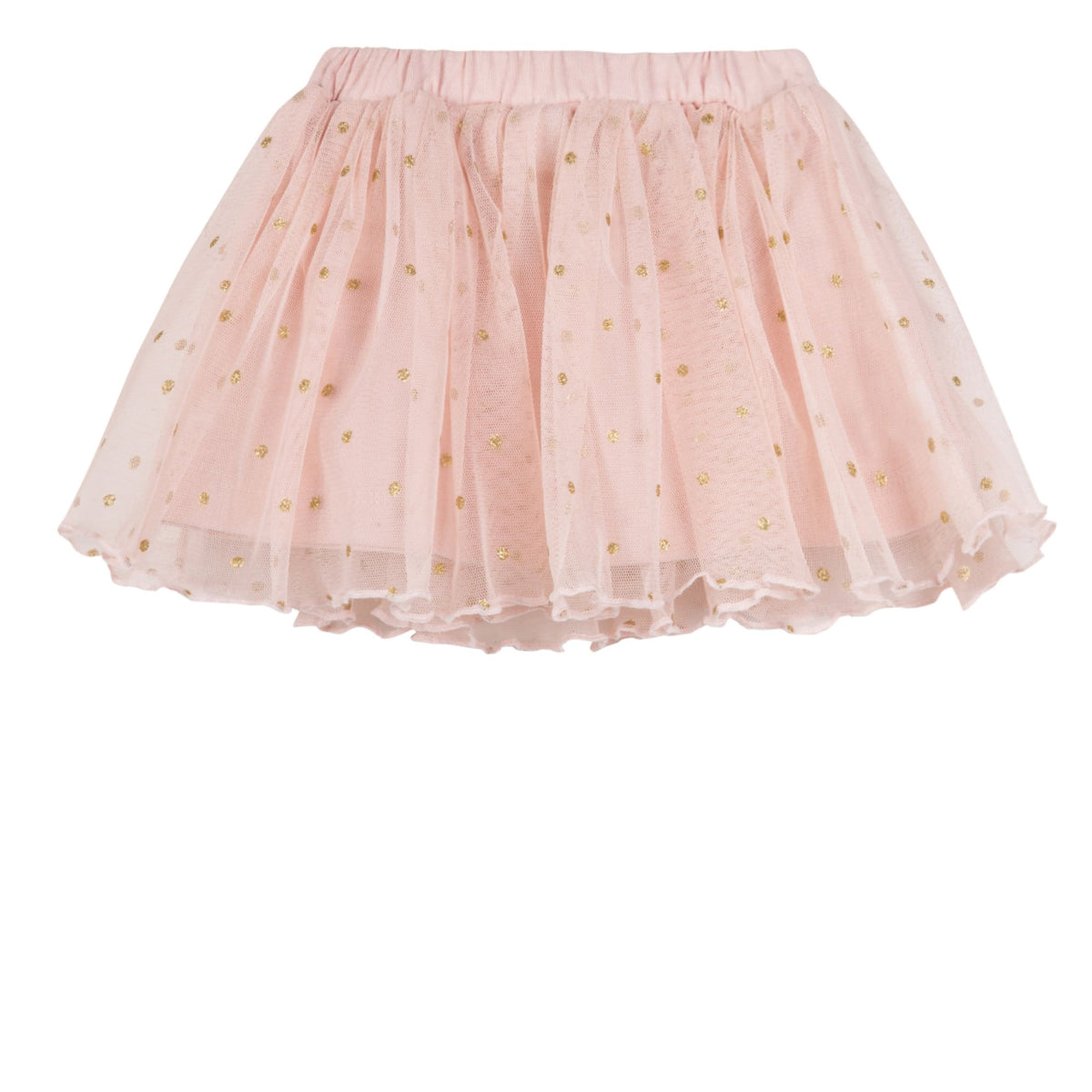 Baby & Toddler Girls Pink Tulle Skirt