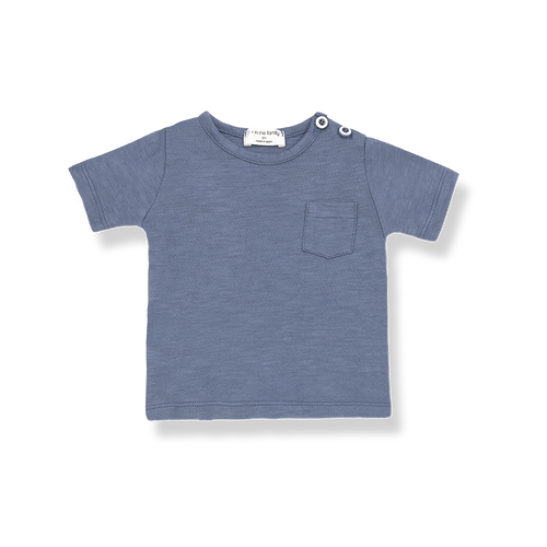 Baby Boys Short Sleeve Cotton T-Shirt