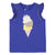 Baby & Toddler Girls Ice Cream Print Tank Top