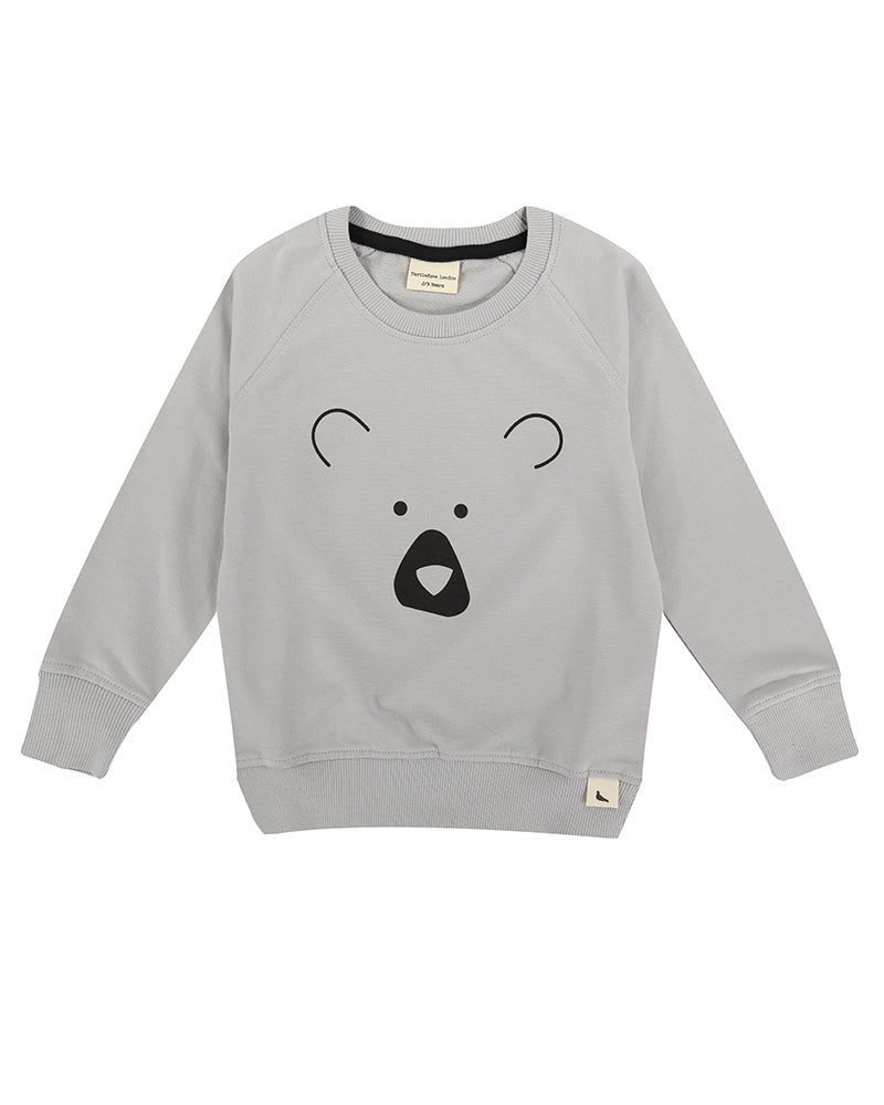 Unisex Bear Head Sweater