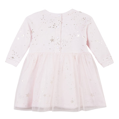 Baby & Toddler Girls Pink Tulle Dress