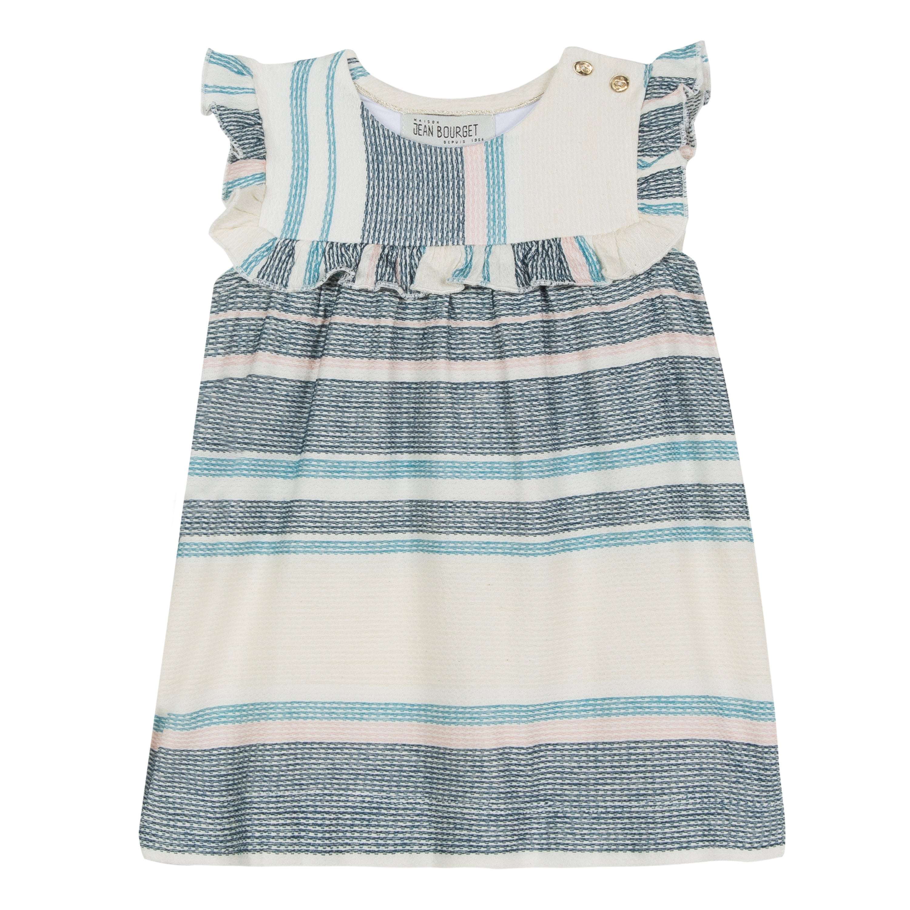 Baby & Toddler Girls Jade Stripe Dress