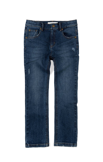 Boys Slim Leg Denim Jean