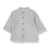Baby Boys Striped Cotton Shirt