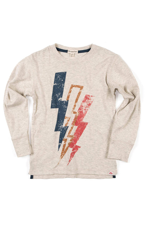 Boys Lightning Bolt T-Shirt