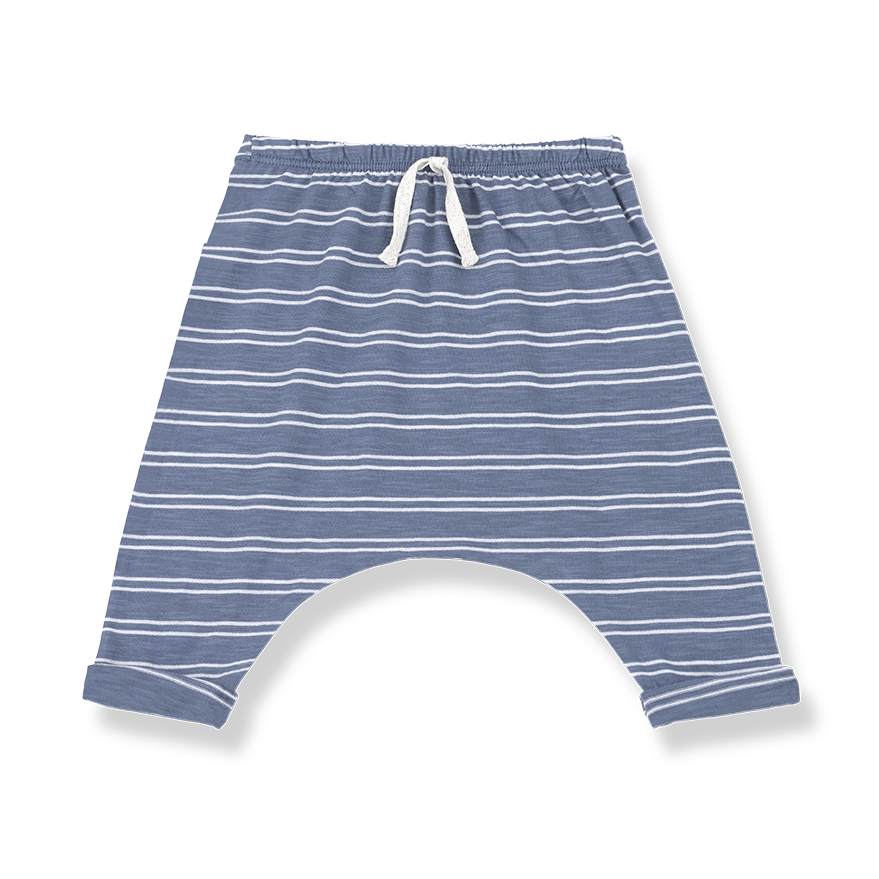 Baby Boys Cotton Jersey Pants