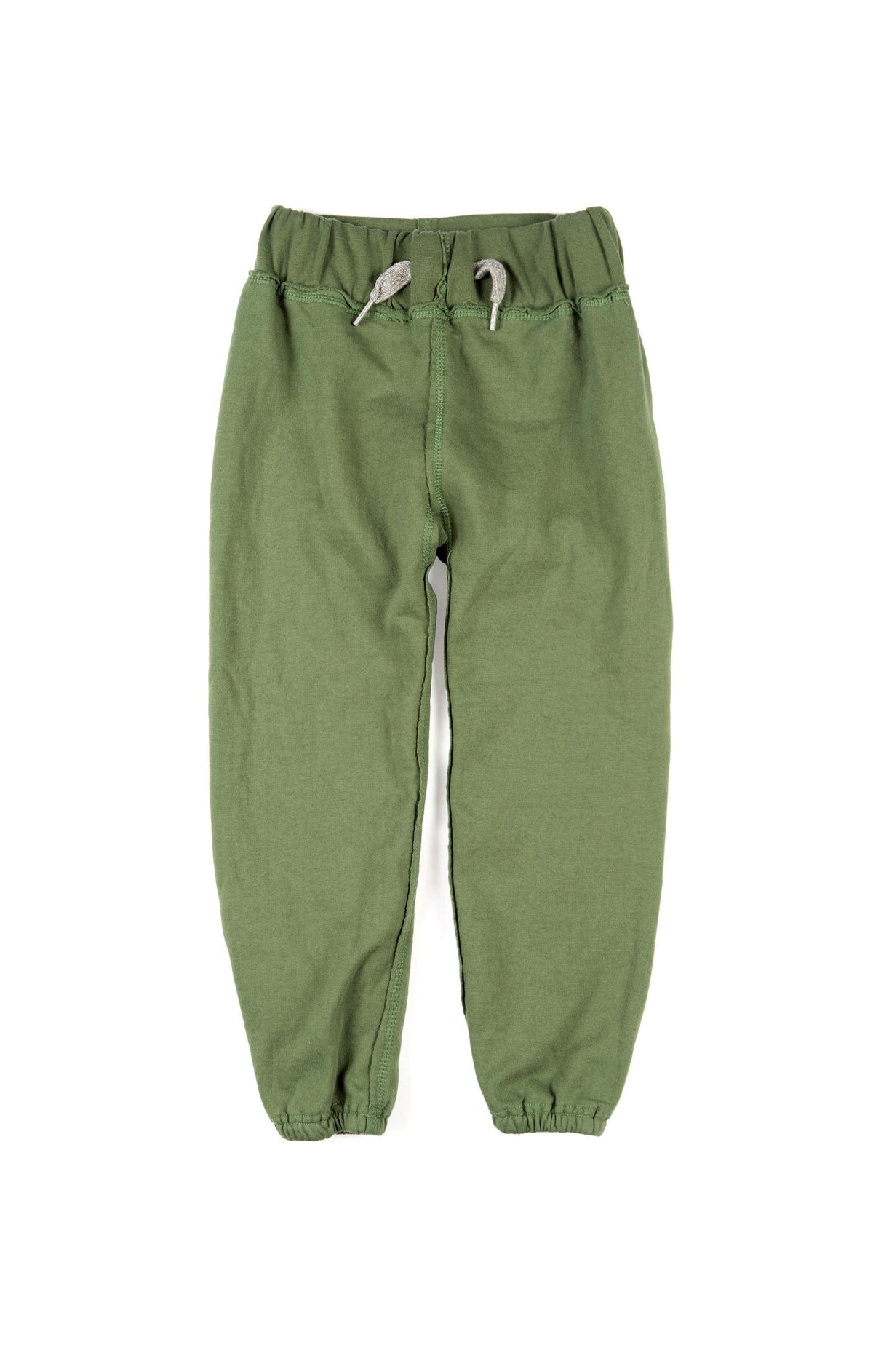 Boys Green Gym Sweat Joggers