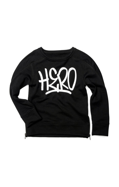 "Boys ""HERO"" Sweatshirt"